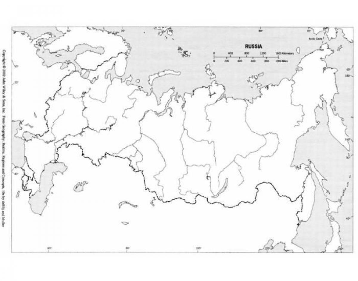 Russia map quiz - Karte von Russland-quiz (Ost-Europa - Europe)