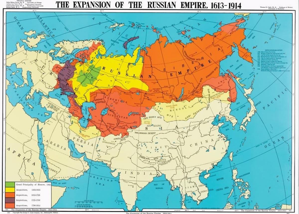 Karte Von Europa 1914.Russland Karte 1914 Karte Von Russland 1914 Ost Europa
