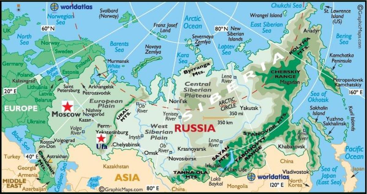 Karte Russland.Ufa Russland Map Karte Von Ufa Russland Osteuropa Europa